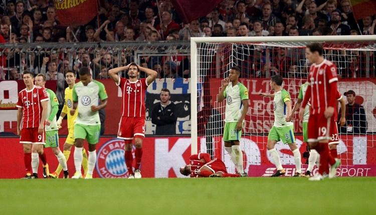 Bayern Münih - Wolfsburg maçı özeti ve golleri (İZLE)