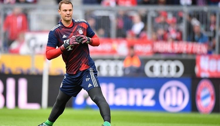 Bayern Münih'de Manuel Neuer şoku!