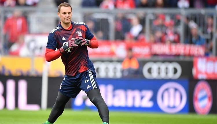 Bayern Münih'in yıldız kalecisi Manuel Neuer yine sakatlandı