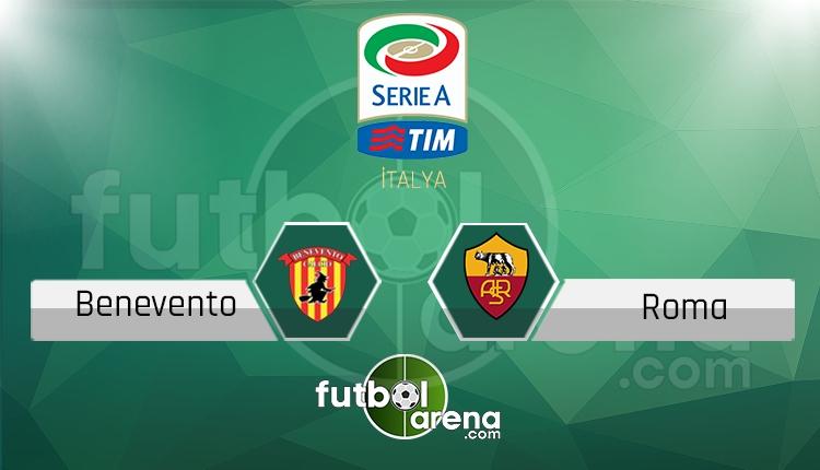 Benevento Roma maçı saat kaçta, hangi kanalda? Şifresiz canlı izle