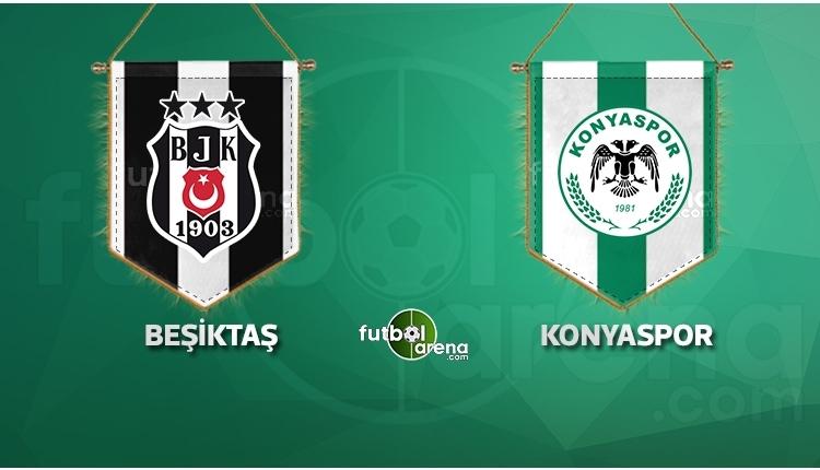 Beşiktaş - Atiker Konyaspor maçına çılgın bahis
