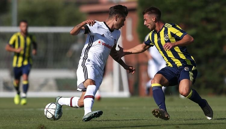 Beşiktaş, Fenerbahçe'yi U21 derbisinde devirdi