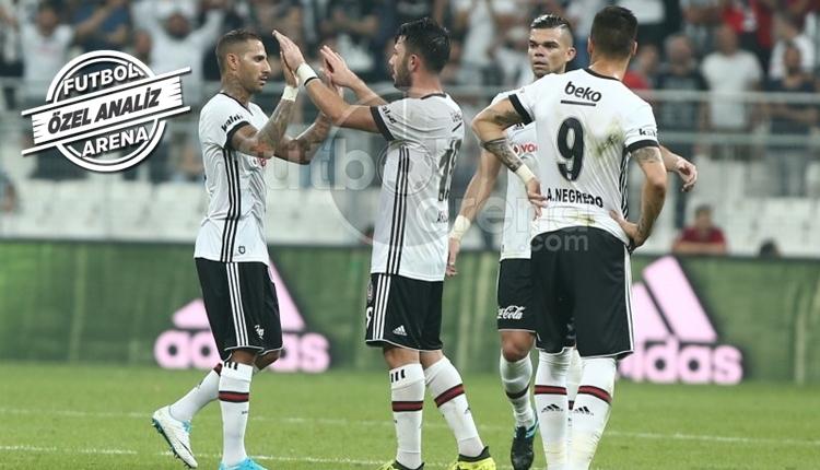 Beşiktaş - Konyaspor maçına Ricardo Quaresma damgası