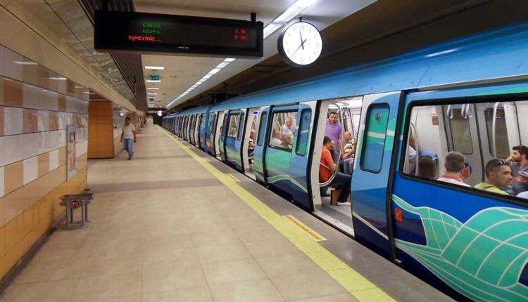 Beşiktaş - Leipzig maçı nedeniyle metro seferleri uzatıldı