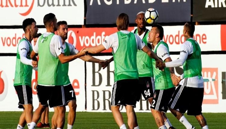 Beşiktaş - Leipzig maçının hazırlıklarına başladı