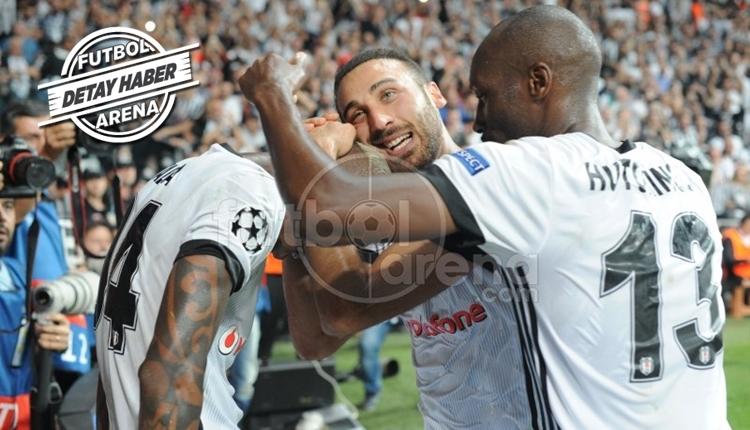 Beşiktaş, Şampiyonlar Ligi'nde 10 yıllık hasretini giderdi