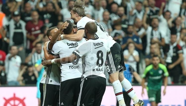 Beşiktaş, Süper Lig'de Pazartesi günlerini seviyor