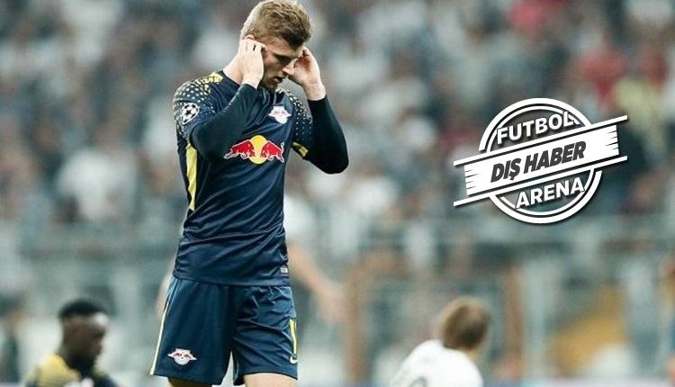'Beşiktaş taraftarı Werner'i sağır etti'