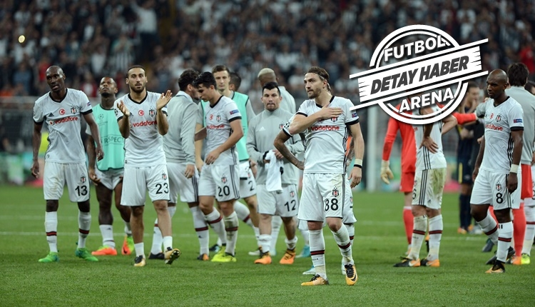 Beşiktaş tarihinde bir ilk!