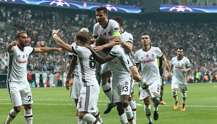 Beşiktaş'a 6 milyon TL'lik dev prim!
