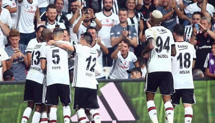 Beşiktaş'a Fenerbahçe maçı öncesi prim müjdesi