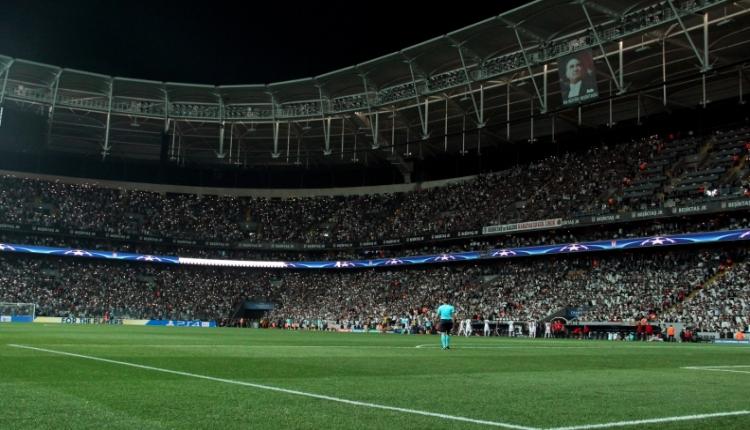 Beşiktaş'a UEFA'dan disiplin soruşturması