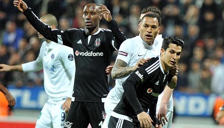 Beşiktaş'ın deplasmanda Karabükspor kabusu