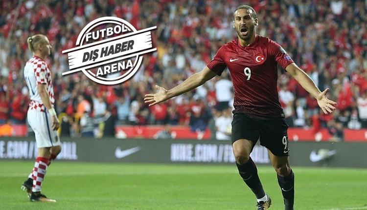 Beşiktaş'ın golcüsü Cenk Tosun'a Premier Lig ekipleri talip!