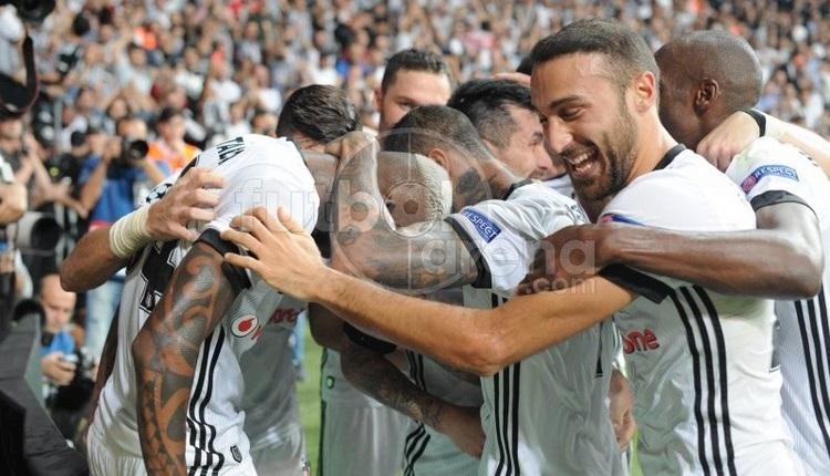 Beşiktaş'ın hisseleri uçuşa geçti