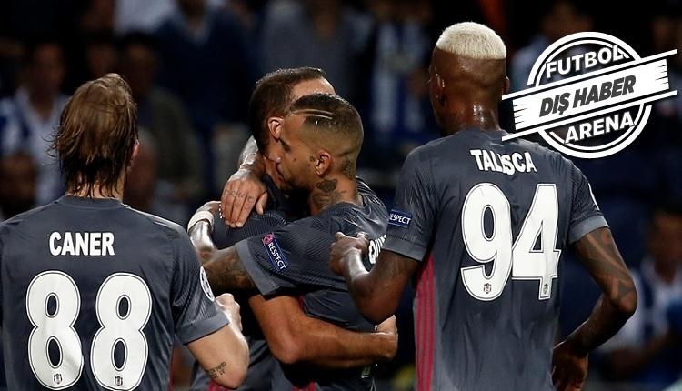 Beşiktaş'ın Porto maçındaki futboluna eski Portekizli kaleci şaştı kaldı
