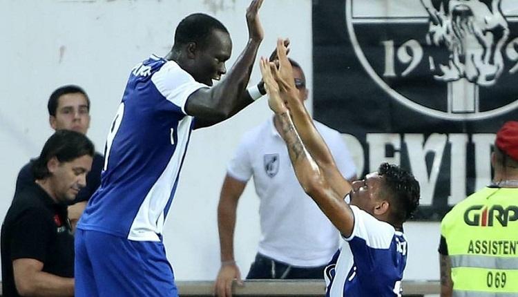 Beşiktaş'ın rakibi Porto'da Aboubakar yine golünü attı (İZLE)