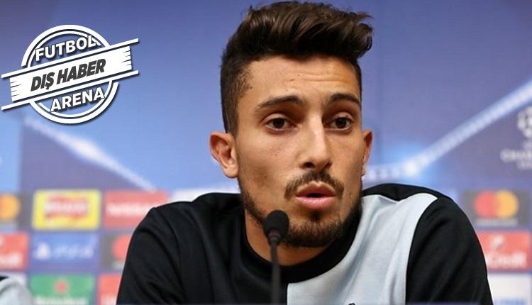Beşiktaş'ın rakibi Porto'da Alex Telles sakatlandı