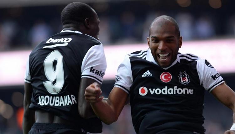 Beşiktaşlı Babel'den Aboubakar açıklaması: