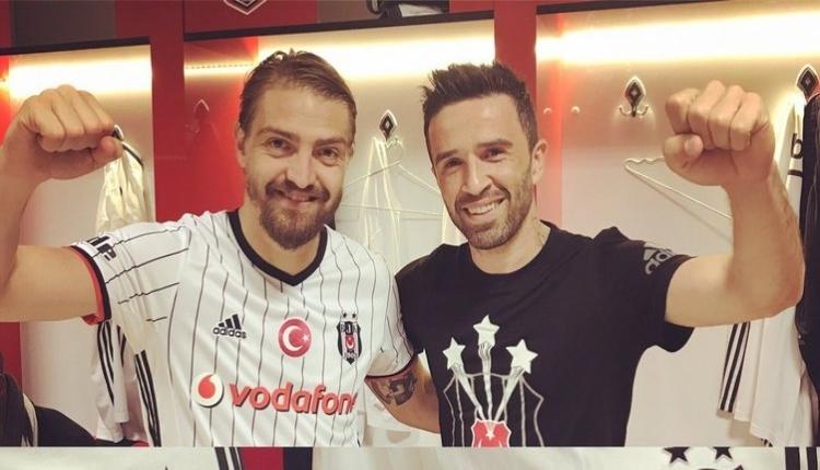 Beşiktaşlı Caner Erkin ve Gökhan Gönül'e Ali Güneş'ten şok sözler ''Beni alkışlarla karşıladılar''