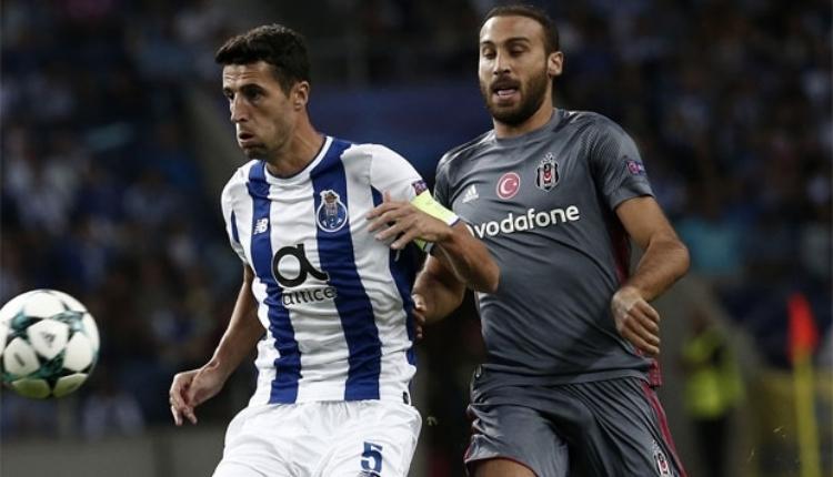 Beşiktaşlı Cenk Tosun, Tottenham'ın radarına girdi