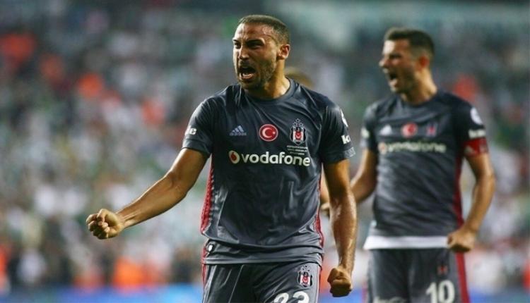 Beşiktaşlı Cenk Tosun'dan gol krallığı açıklaması