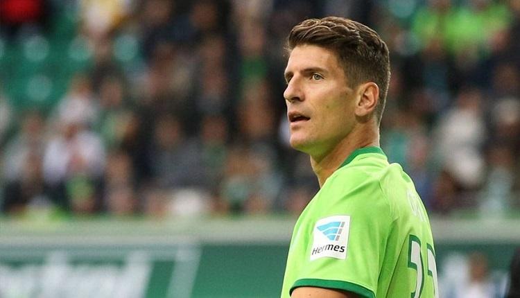 Beşiktaşlı eski futbolcu Mario Gomez'in Wolfsburg'daki alternatifi bulundu