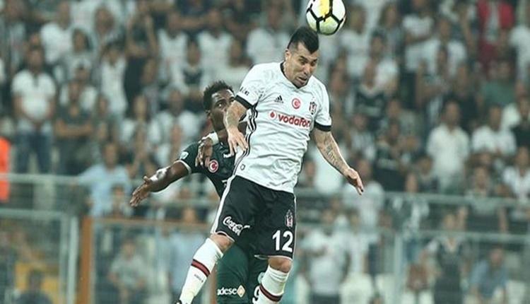 Beşiktaşlı Gary Medel, Fenerbahçe derbisinde oynayacak mı?