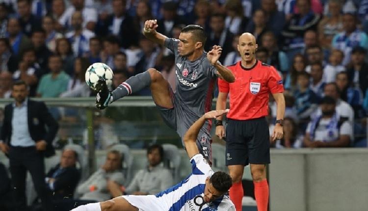 Beşiktaşlı Pepe'den Porto maçını böyle anlattı