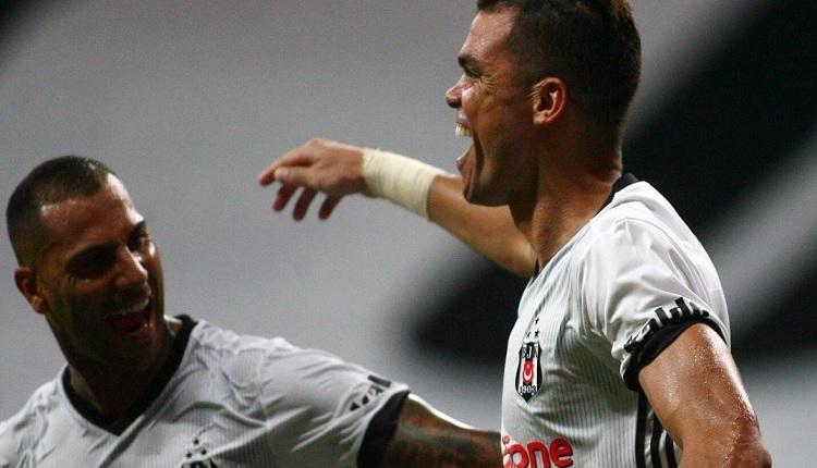 Beşiktaşlı Quaresma ve Pepe, Porto'da alkışlandı
