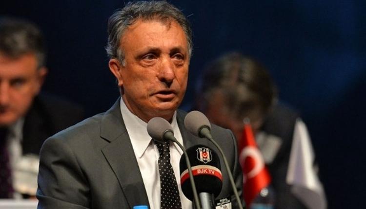 Beşiktaş'ta Ahmet Nur Çebi'den Şampiyonlar Ligi tahmini
