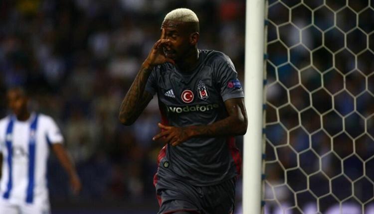 Beşiktaş'ta Anderson Talisca'nın '13' istatistiği