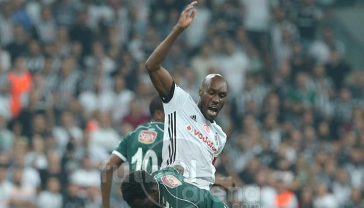 Beşiktaş'ta Atiba'nın Atiker Konyaspor maçındaki performansı