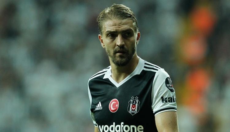 Beşiktaş'ta Caner Erkin: ''Seriye bağlamalıyız''