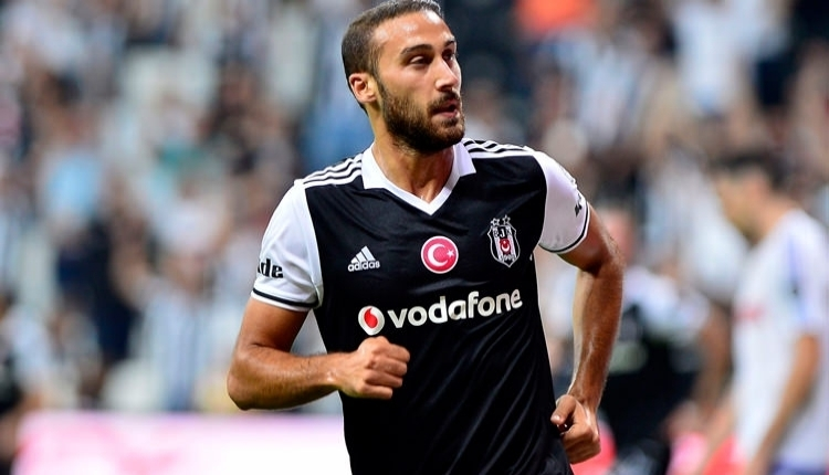 Beşiktaş'ta Cenk Tosun'a Negredo engeli