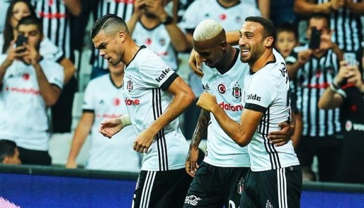 Beşiktaş'ta Cenk Tosun'un Fenerbahçe şanssızlığı