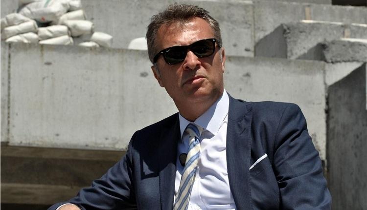 Beşiktaş'ta Fikret Orman'dan Leipzig galibiyeti sözleri
