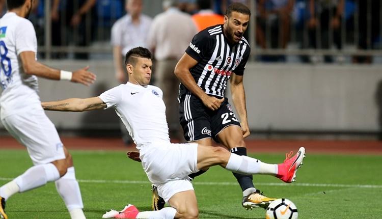 Beşiktaş'ta galibiyet ilk yarıda geliyor