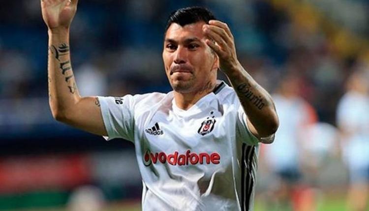 Beşiktaş'ta Gary Medel'den Fenerbahçe derbisi hazırlığı