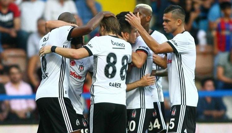 Beşiktaş'ta goller 6'ya bölündü