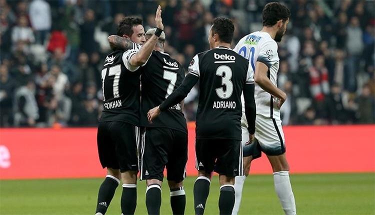 Beşiktaş'ta Karabükspor maçı öncesi 2 eksik
