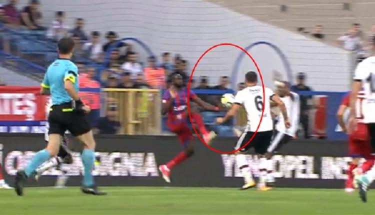 Beşiktaş'ta Karabük'te kaçan kritik penaltı