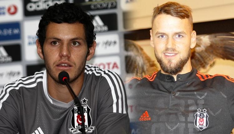 Beşiktaş'ta Milosevic ve Pedro'ya kulüp aranıyor