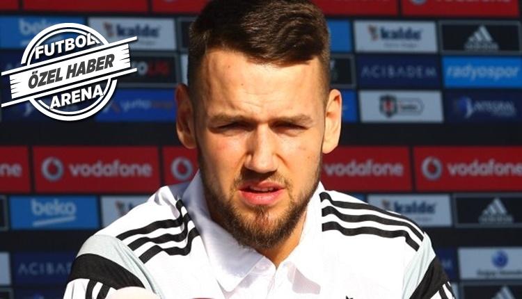 Beşiktaş'ta Milosevic'in yeni takımı belli oldu
