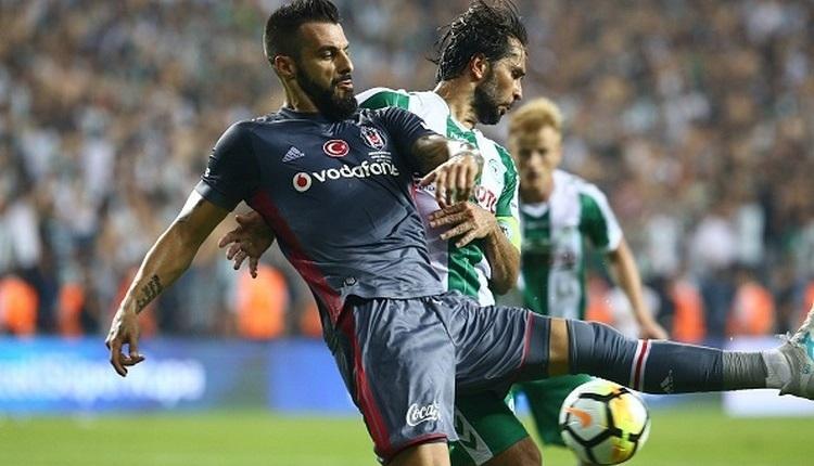 Beşiktaş'ta Negredo kararı:
