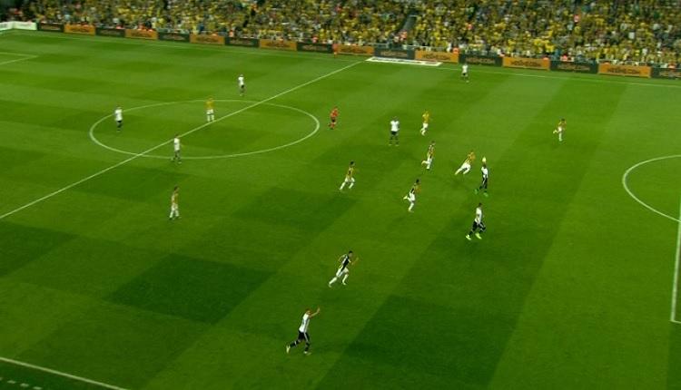 Negredo'nun iptal edilen golü! Tartışmalı karar