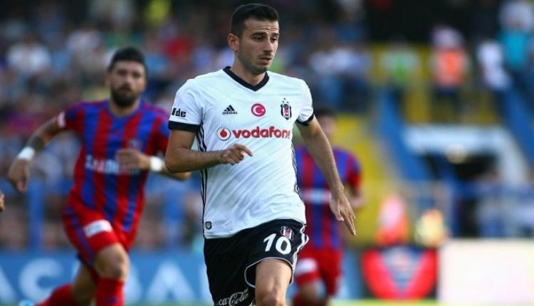 Beşiktaş'ta Oğuzhan Özyakup, Konyaspor maçında oynayacak mı?