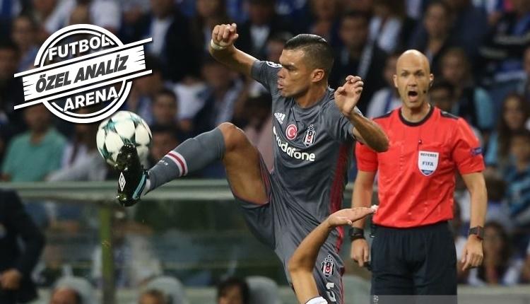 Beşiktaş'ta Pepe eski takımı Porto'ya acımadı!