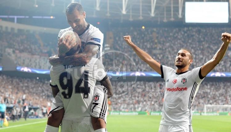 Beşiktaş'ta Quaresma'dan maç sonu kalite vurgusu! 'Kolay oldu...'