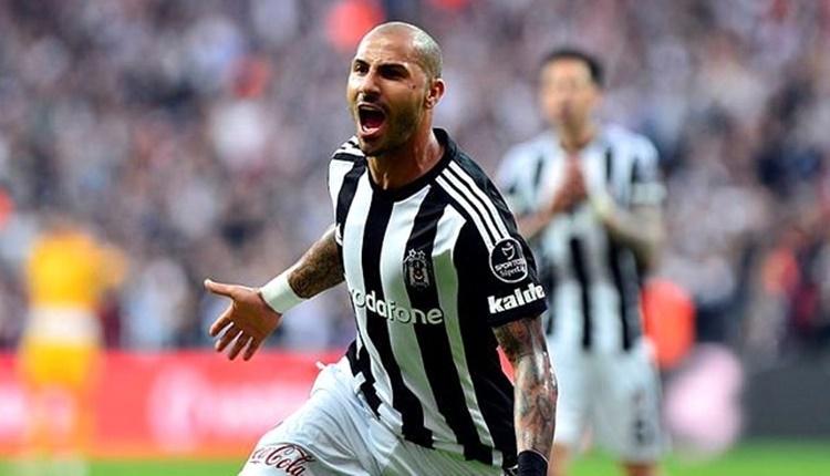Beşiktaş'ta Ricardo Quaresma tarihe geçmeye hazırlanıyor